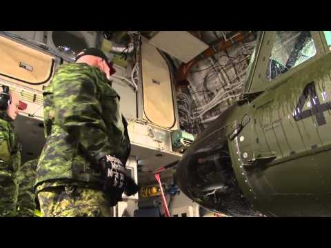 Griffon Helicopters Depart for the Philippines