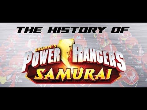 Power Rangers Samurai, Part 1 (REUPLOAD) - History of Power Rangers