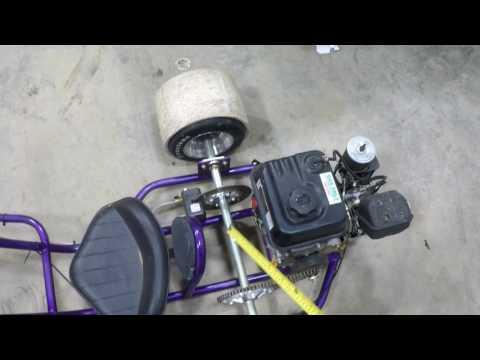 Drift trike measurements and parts list