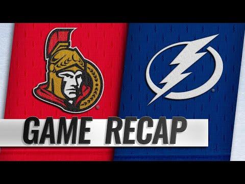 Senators mount comeback in 3rd for 6-4 win