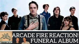 Reaction to Arcade Fire - Funeral Album Review - 1st Time Hearing!