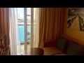 Regal Princess Room Tour• Deluxe Balcony D216!