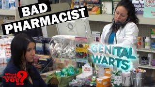 Pharmacist Embarrasses Patients | What Would You Do? | WWYD thumbnail