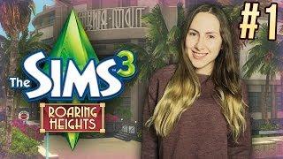EEN NIEUWE WERELD! - De Sims 3: Roaring Heights - Part 1