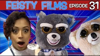 Feisty Films Episode 31: Sammy Sniffs Liza Koshy's Butt!