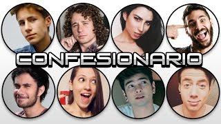 Gambar cover ► El Confesionario | YouTube Pro week | YouTubers Latinos