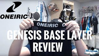 Oneiric Genesis Goalie Base Layer LIVE Review!