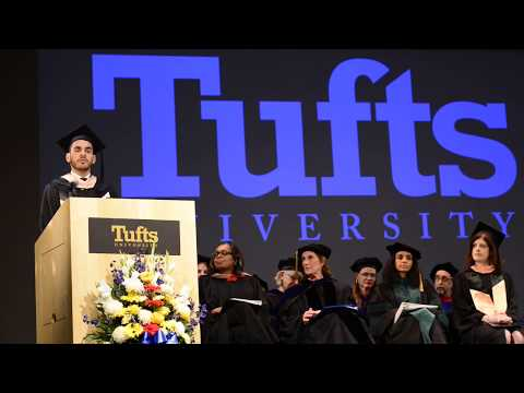 Tufts University School of Medicine - PHPD Graduation Address 2017
