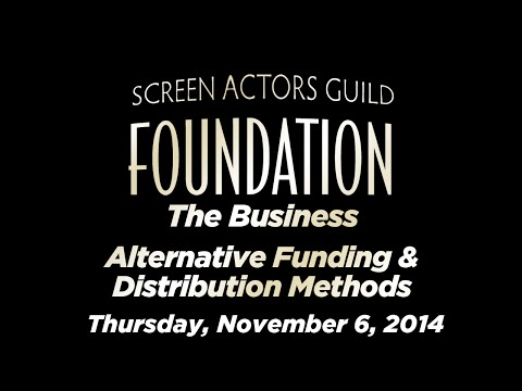 The Business: Alternative Funding & Distribution Methods
