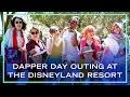 Dapper Day at the Disneyland Resort | Disney Style