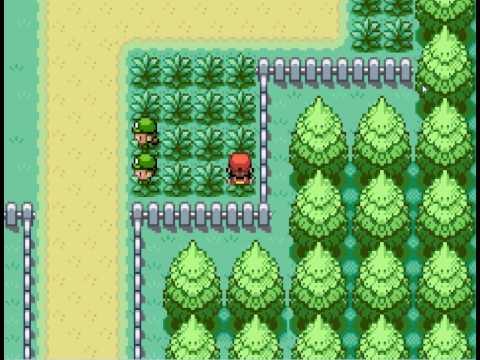 Pokemon Leaf Green {VBA} Cheats
