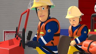 Fireman Sam US full Episodes | Fire Rescue - Go Sam Go | 1 Hour Compilation 🔥Kids Movies