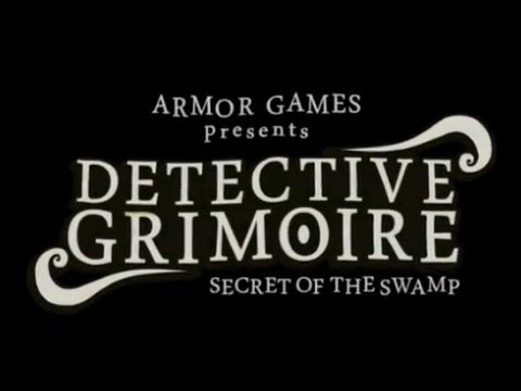 Detective Grimoire: Secret of the Swamp - iPhone Trailer