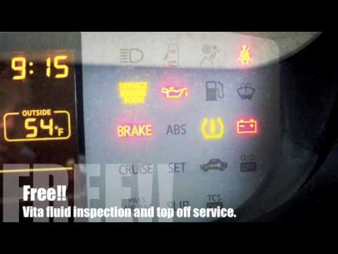 Warning Light Indicators Serramonte Nissan Youtube