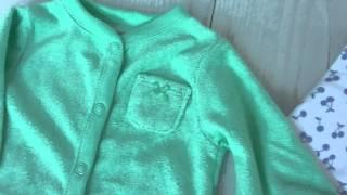 слипы / пижамки Carter's для малышек купить в Волгограде(Kidsberry Все лучшее - детям. У нас можно приобрести качественную одежду из Америки и Англии. Инстаграм https://i.instag..., 2015-08-01T10:01:46.000Z)