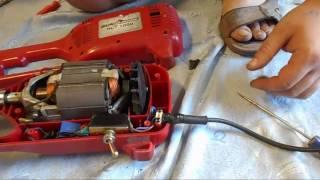 Как самому отремонтировать электрокосу/Ремонт триммера от AVTO CLASS