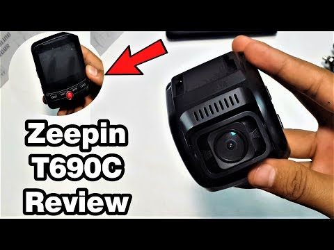 Budget Dash Cam In India? Zeepin T690C Review