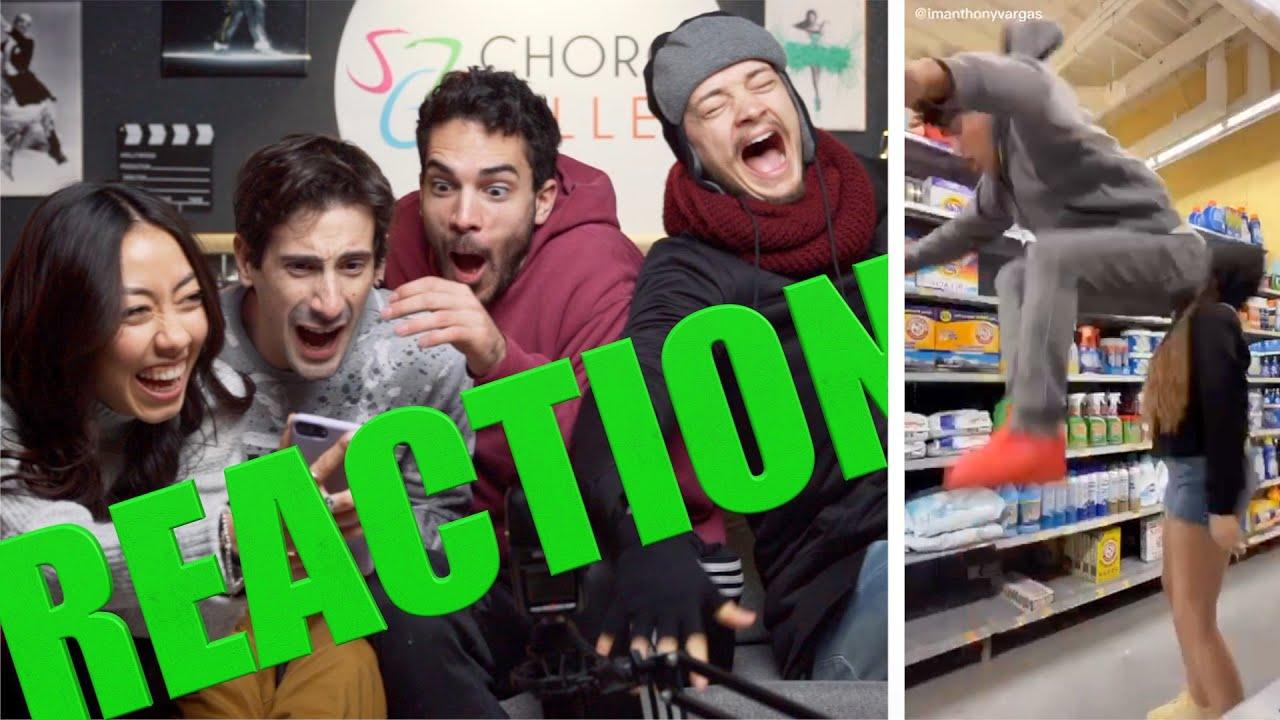 DANCE VIDEO REACTION Ep.13