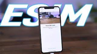 Giải thích tại sao iPhone XR,XS,XS Max có thể không dùng được ESIM ?