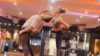 Download Hollywood's Bleeding - Conor Maynard / Janis & Zoè / Couple Dance Video - Baile - Choreography