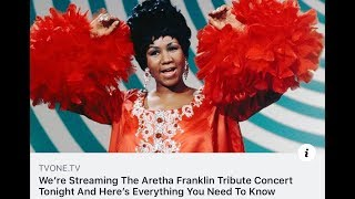 The Official Aretha Franklin Musical Tribute | A People's Tribute | R&B and Gospel Legend