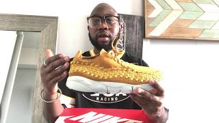 nike air footscape woven nw — outfit—review