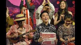Iqbaal Nyanyikan Lagu Indonesia di Pacific Asian Nation Day Cultural Show - USA