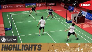 YONEX Thailand Open | Lee/Wang take on the formidable Goh/Tan for the championship crown