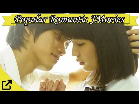 Top 25 Popular Romantic Japanese Movies 2016 (All The Time)