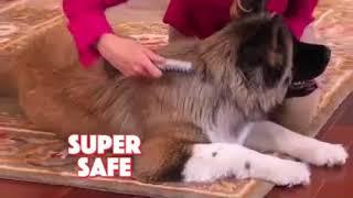 Расческа для кошек и собак Knot Qut Combs Cuts