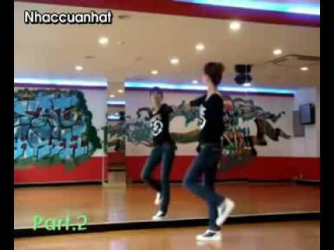 Dạy Nhảy Run Devil Run (SNSD) Phần 1  - Run devil run clip dance Part 1