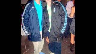 Sin Ropa ( Dj mecha CUMBIA ) - Trebol Clan Ft Dyland & Lenny, Punto Cero & MJ (2010)