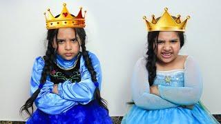 افضل سلسلة قصص تربوية واخلاقية للاطفال ! السا ضد انا.