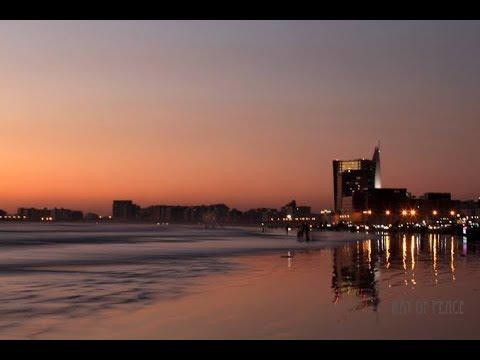 Heart Of Karachi |Sea View Beach| Clifton Beach Karachi Pakistan