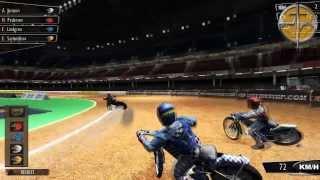 FIM Speedway Grand Prix 4 Trailer