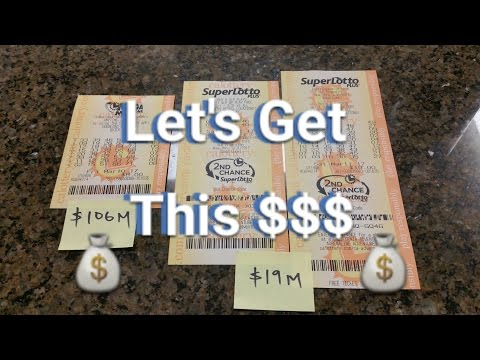Mega Millions & SuperLotto Winning Numbers!