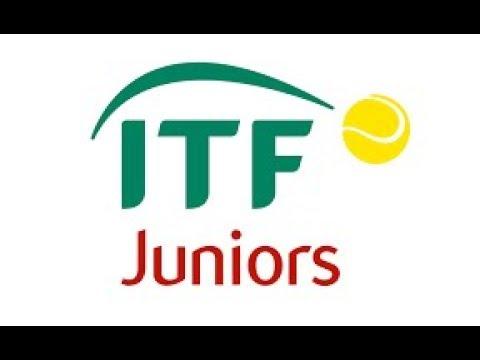 2017 ITF World Junior Tennis Finals Prostejov CZE vs ITA 7.8.2017 Court 6