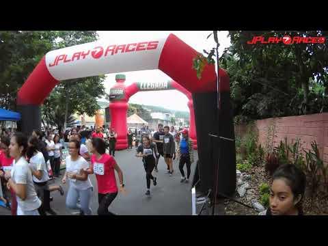 1k, 2k, 3k y 4k Olimpiadas Santiaguinas