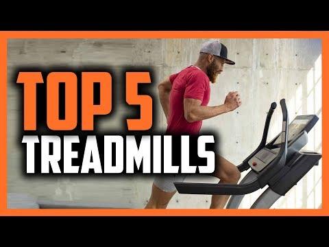 Best Treadmills in 2020 [Top 5 Picks For Running & Walking]