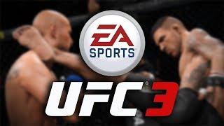 Смотрим закрытую бета-версию EA SPORTS UFC 3 Попытка №2