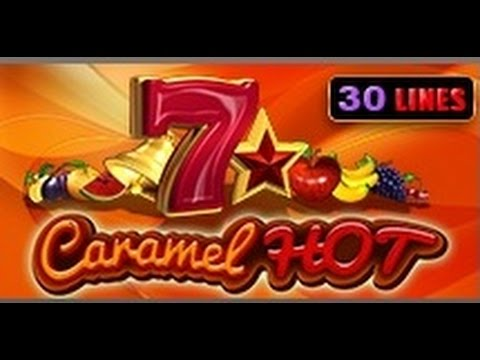 Caramel Hot - Slot Machine - 30 Lines