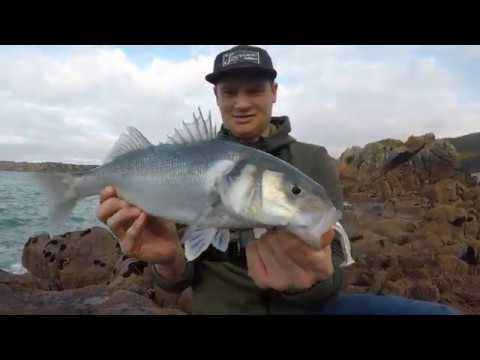 January Silver Search | How Rewarding Is Winter Bass Fishing | Jersey Channel Islands | EP 14