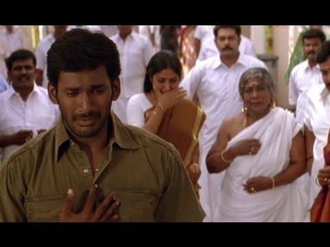 Nadhiya's confession reunites Vishal and Banu in climax - Thaamirabharani
