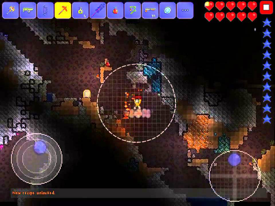 I Get My Molten Pickaxe!!! Start mining Some Cobalt as well
