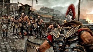 Ryse: Son of Rome All Cutscenes (Game Movie) 1080p [HD|PC]