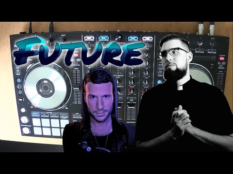 Deep Future House Mix (Claptrap on Pioneer DDJ-SX)