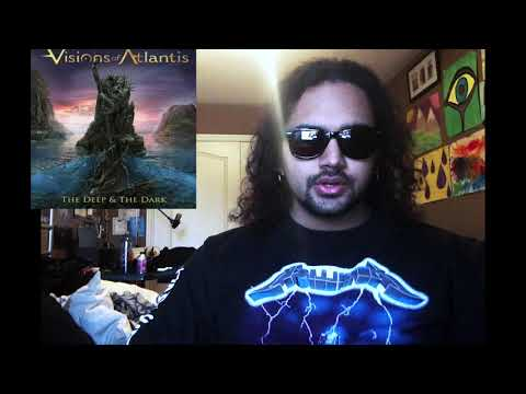 Visions of Atlantis - The Deep & the Dark Album Review