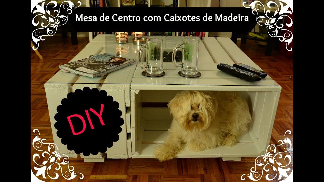 DIY Centro de Mesa com Caixotes de Madeira / RavennaHolmes   #C10A33 1249x866