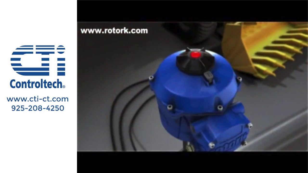 Rotork cva electric actuators youtube rotork cva electric actuators swarovskicordoba Choice Image