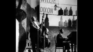 Willie Dixon-Built For Comfort